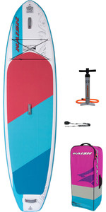 2020 Naish Alana 10'6 Stand Up Paddle Board Package - Tabla, Bolsa, Bomba Y Correa 15140