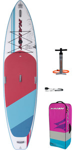2020 Naish Alana 11'6 Paquete De Stand Up Paddle Board - Tabla, Bolsa, Bomba Y Correa 15150