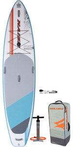 2020 Naish Glide Fusion 12'0 Paquete De Stand Up Paddle Board - Tabla, Bolsa, Bomba Y Correa 15170