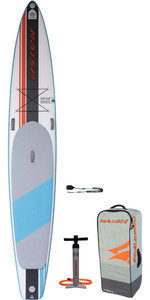2020 Naish Maliko 14'0 Fusion Carbon Stand Up Paddle Board Package - Tabla, Bolsa, Bomba Y Correa 15210