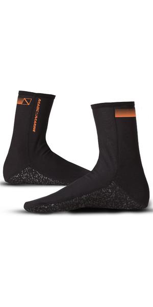 2019 Magic Marine Bipoly Thermal Socks Black 1601109