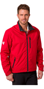 2019 Helly Hansen Crew Midlayer Jacket Rosso 30253