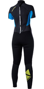 Blue Magic Marine Womens Ultimate 5//3mm Back-Zip Wetsuit 2020