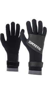 2019 Mystic 2mm Mesh Handsker Black 170170