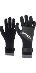 2019 Mystic 2mm Mesh Handschuhe Schwarz 170170