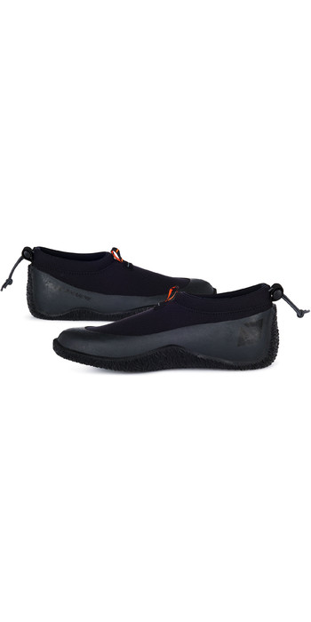 2021 Magic Marine Junior Liberty 3mm Neoprenanzug Schuhe Schwarz 180014