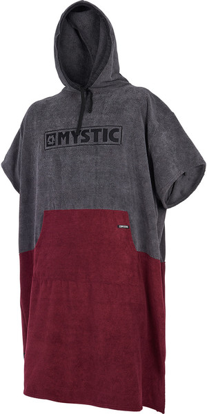 2018 Mystic Poncho Regular Bordeaux 180031