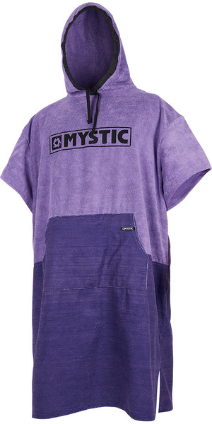 2018 Mystic Poncho Regular Purple 180031