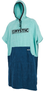 Poncho Mystic Teal Regular Mint 180031