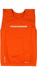 2020 Brand Magic Marine Sans Manches Orange 180045
