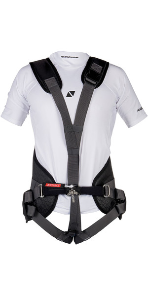 2019 Magic Marine Smart Harness Black 180052