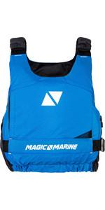 2020 Giubbotto Salvagente Con Cerniera Laterale Magic Marine Ultimate Blu 180055