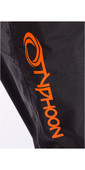 2020 Typhoon Junior Rookie Drysuit Noir / Orange 100171