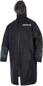 2019 Mystic Deluxe Ontdek Poncho / Change Robe Black 190050