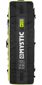 2021 Mystic Elevate Lightweight Square Board Bag 1,45m Schwarz 190055