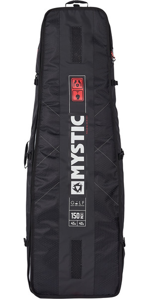 2018 Mystic Golf Pro Board Bag 1.5M Nero 190058