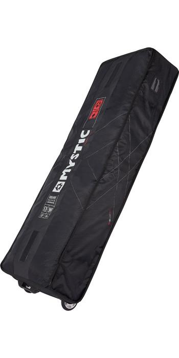 2021 Mystic Matrix Square Board Bag 1.45m Schwarz 190059