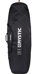 2019 Mystic Majestic Stubby Kite Board Bag 5'6 Preto 190061