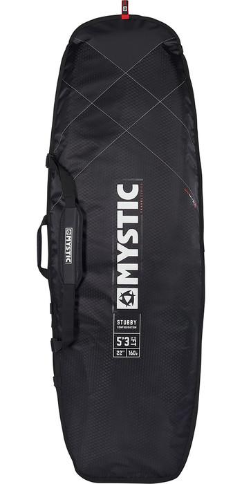 2021 Mystic Majestic Stubby Kite Board Bag 5'6 Black 190061