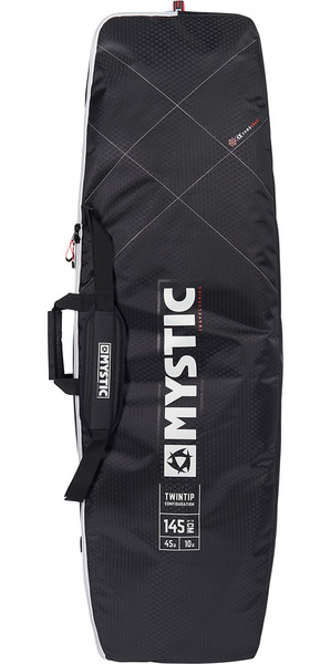 2019 Mystic Majestic Twintip Kite Board Bag 1.35M Nero 190062