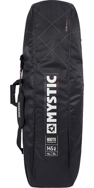 2018 Mystic Majestic Boots Board Bag 1,5 M Nero 190063