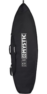 2019 Mystic Star Surf Kite Board Bag 6'3 Schwarz 190064