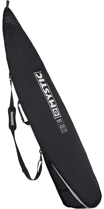 2021 Mystic Star Surf Kite Board Bag 6'0 Schwarz 190064