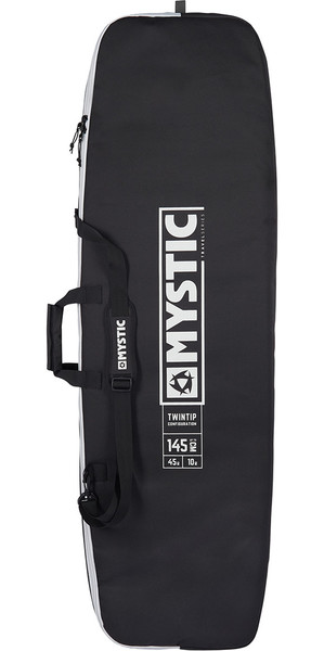 2019 Mystic Star Twin Tip Kite Board Bag 1.35M Black 190066