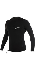 2019 Mystic Mens Majestic 1.5mm Long Sleeve Neoprene Top Black 190091