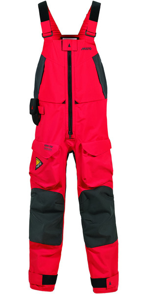Musto HPX Ocean Trouser RED / Dark Grey SH1670