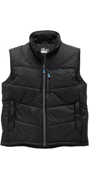Gill Men's Technical Body Warmer BLACK 1061
