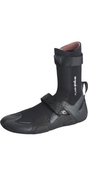 Rip Curl Flashbomb 3 mm Fractionner Toe Boot WBOXHF Wetsuit
