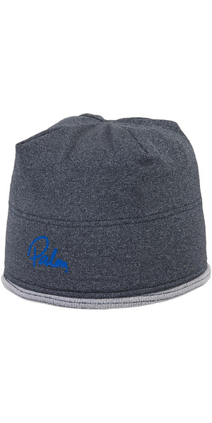 2019 Palm Tsangpo Thermal Fleece Beanie Jet Grey 11801