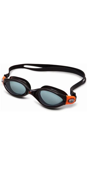 2018 2XU Solace Smoked Goggles en noir / orange UQ3980K