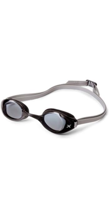 2xu Stealth Defumado óculos Em Preto / Prata Uq3978k