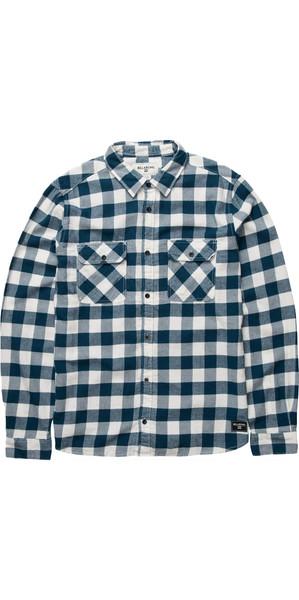 Camicia in flanella Billabong All Day OFF BIANCO Z1SH04