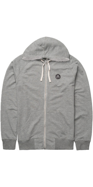 Billabong All Day Sherpa Zip Hoody GRAU HEATHER Z1FL12