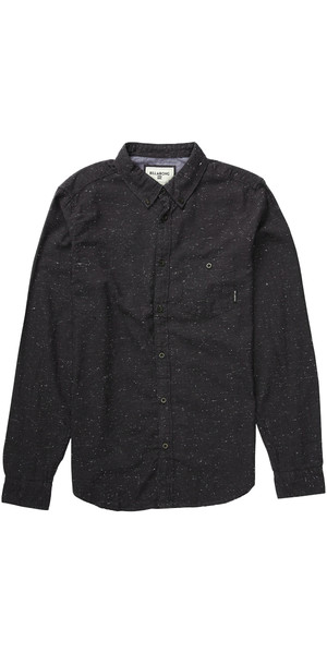 Billabong All Day Speckles Shirt NEGRO Z1SH02