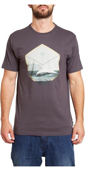 Billabong CP-Würfel T-Shirt ASPHALT Z1SS03