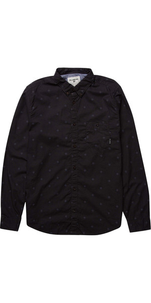 Camisa de manga larga Billabong Norwest NAVY Z1SH03