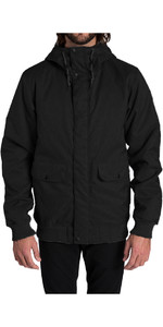 Giacca Billabong Rainy Day NERO Z1JK25