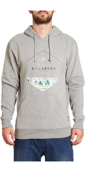 Billabong Split Hex Kapuzenpulli GREY HEATHER Z1HO03