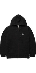 Billabong Trigger Zip Through Kapuzenpulli BLACK Z1JP15