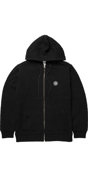 Billabong Trigger Zip Through Hoody BLACK Z1JP15