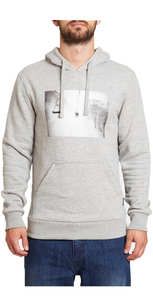Billabong Visions Hoody GRAU HEATHER Z1HO10