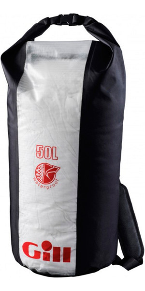 2019 Gill Dry 50ltr Bag L056 Jet Black