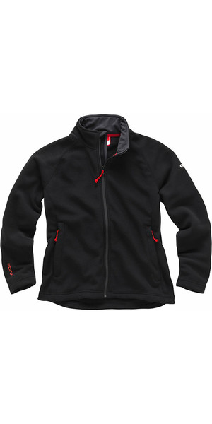 2018 Gill Ladies i4 Fleecejacke BLACK 1487W