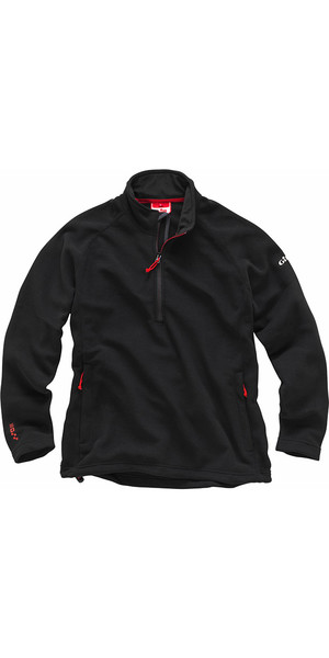 2018 Gill Mens i4 Fleece Grembiule NERO 1488