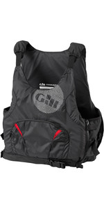 2019 Gill Pro Racer Mens 50N Buoyancy Aid Black 4916