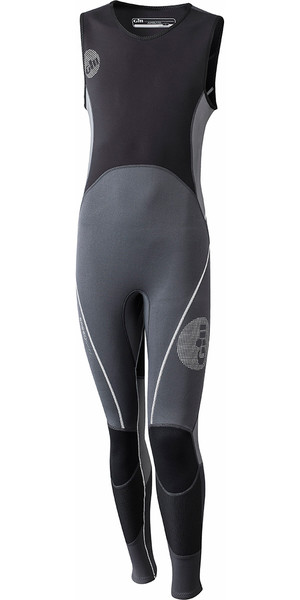 2019 Gill Junior Speedskin 2mm Skiff Suit Graphite / Ash 4613J